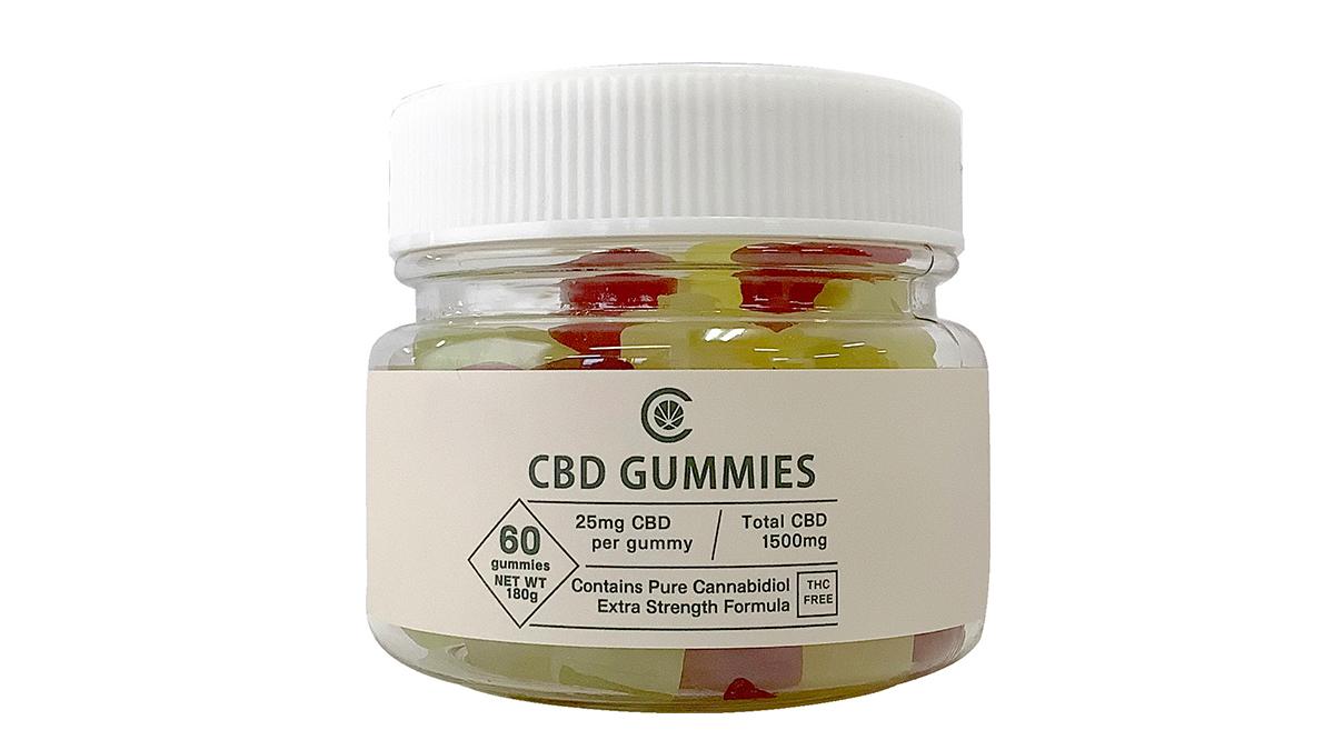Isolate Gummies(60粒入り)